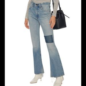 Citizens of Humanity kick flare jeans
